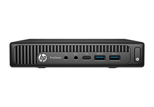 HP 600 Desktop Mini