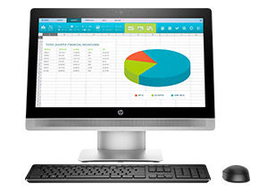 HP ProOne 600 All-in-One