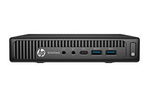 HP EliteOne 800 Desktop Mini