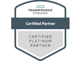 HPE - Platinum Partner and Authorized Service Provider