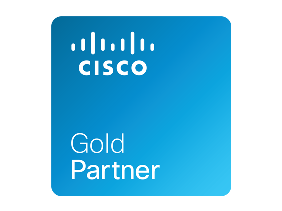 Cisco Systems - Gold Partner and Service Partner